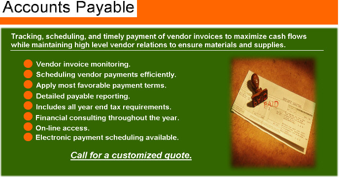 Matano Business Services - Accounts Payable